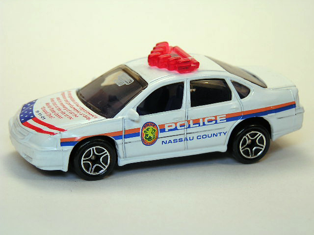 matchbox mb34 j chevrolet impala police car. Black Bedroom Furniture Sets. Home Design Ideas