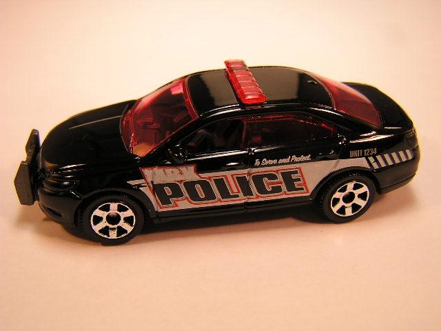 Matchbox Mb49 L Ford Interceptor Police