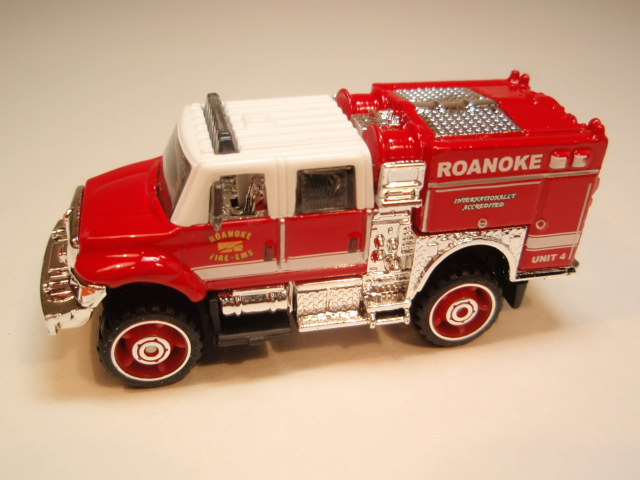 Toys For Trucks Everett : Matchbox mb l international workstar brush fire truck