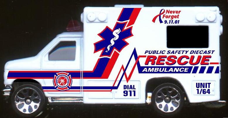 Ambulance Matchbox Car Matchbox Police Ambulance